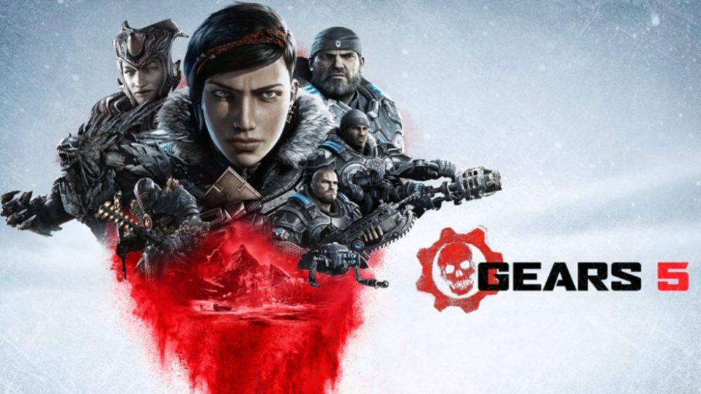 Gears 5 временно бесплатна