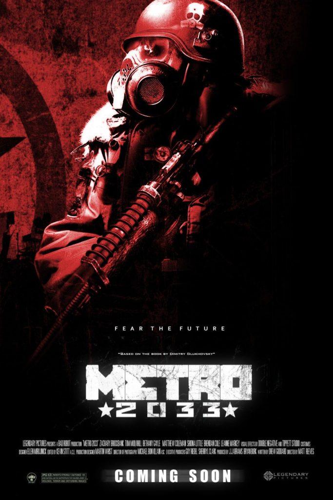 Дмитрий Глуховский ответит на вопросы об экранизации Метро 2033