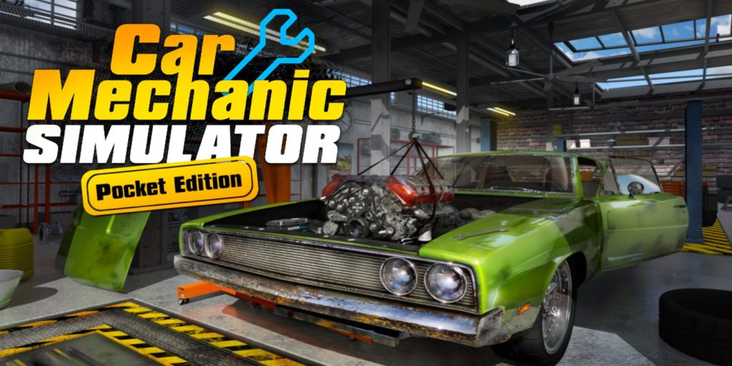 Car Mechanic Simulator Pocket Edition добавит гараж вам в карман