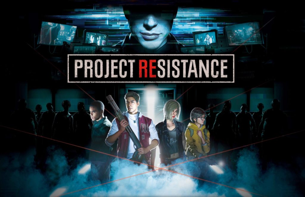 В сети появился геймплей Project Resistance