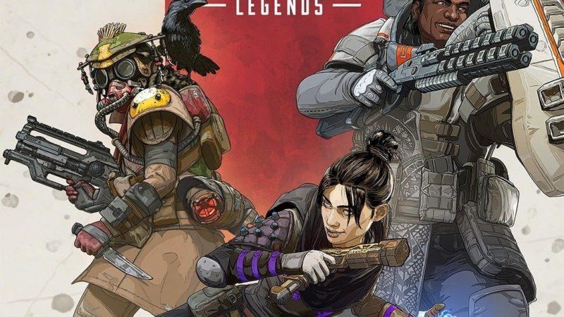 Новая карта Fragment в Apex Legends.