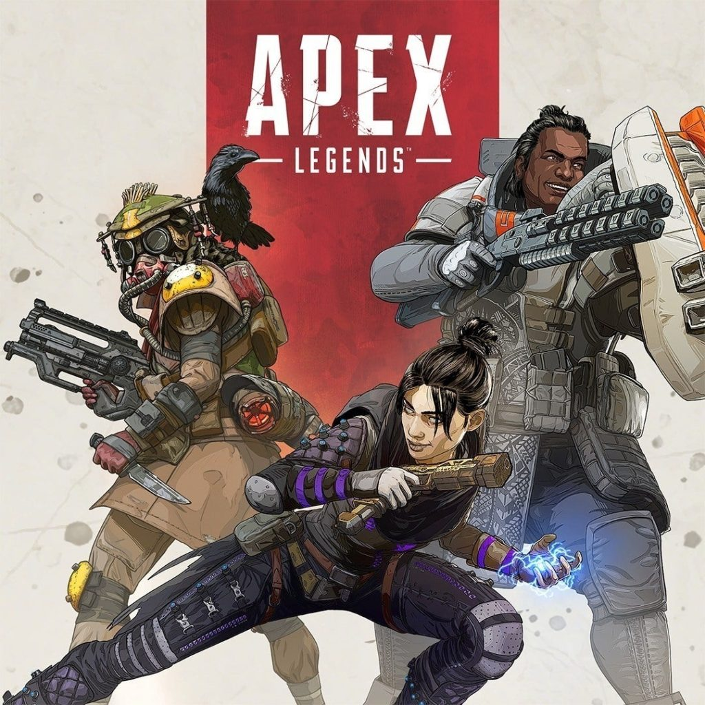 Новая карта Fragment в Apex Legends.