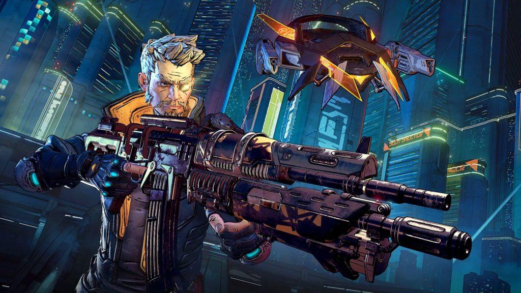 Gearbox правит баланс в Borderlands 3
