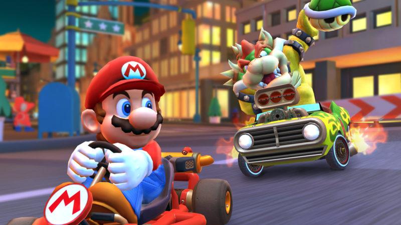 Mario Kart Tour бьёт рекорды загрузок, но не выручки.