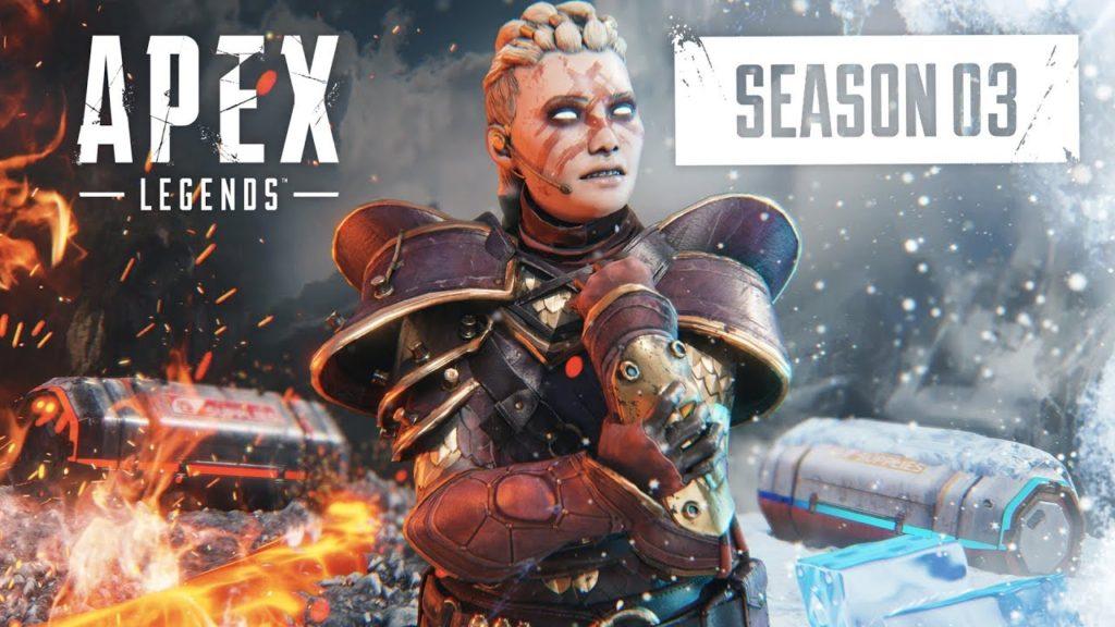 В Apex Legends скоро начнется новый сезон