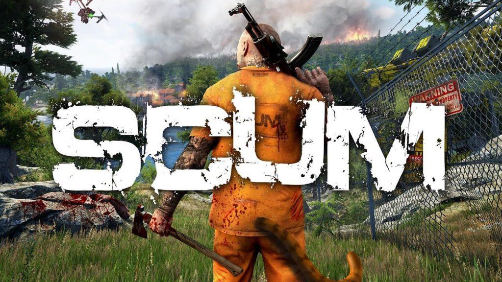 В SCUM теперь можно покопать.