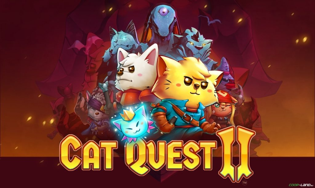 ​​Cat Quest II приходит на PlayStation 4