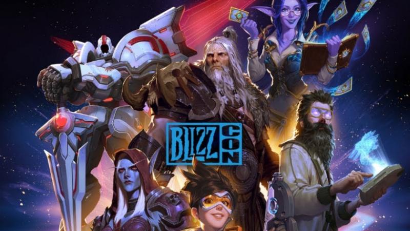 BlizzCon 2019 готовит 6 анонсов
