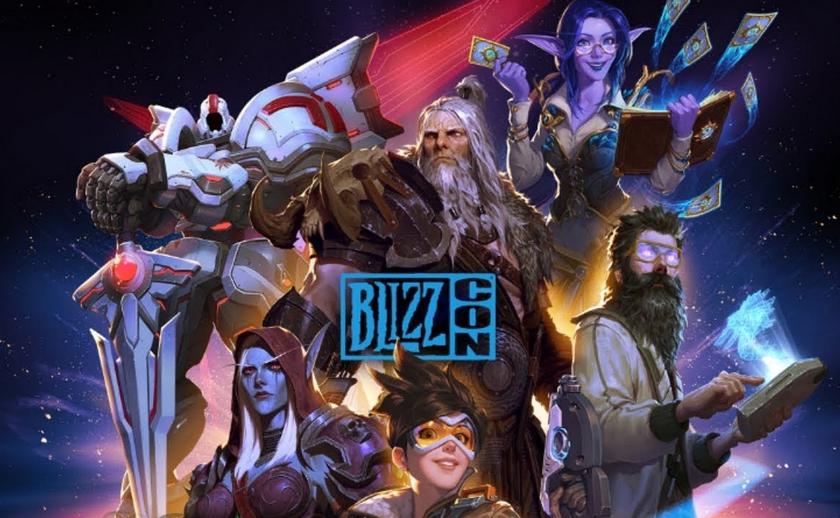 По слухам, BlizzCon 2019 обещает громкие анонсы.