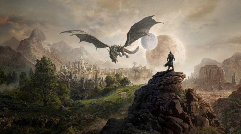 ZeniMax открывает охоту на драконов