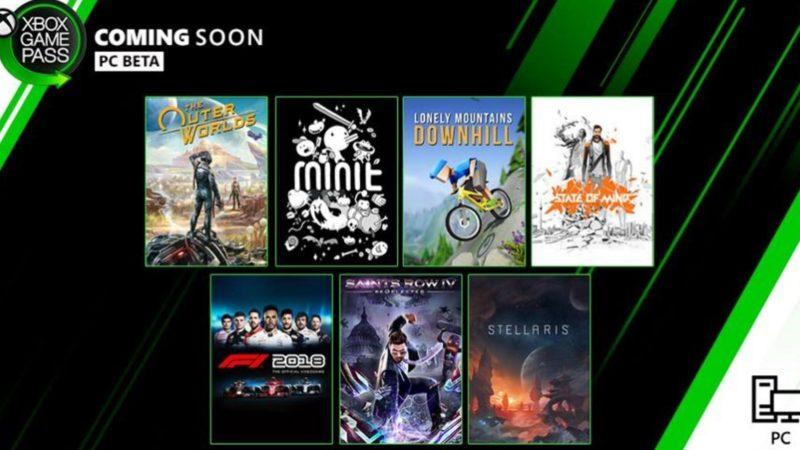 Xbox Game Pass для PC пополнится 8 играми