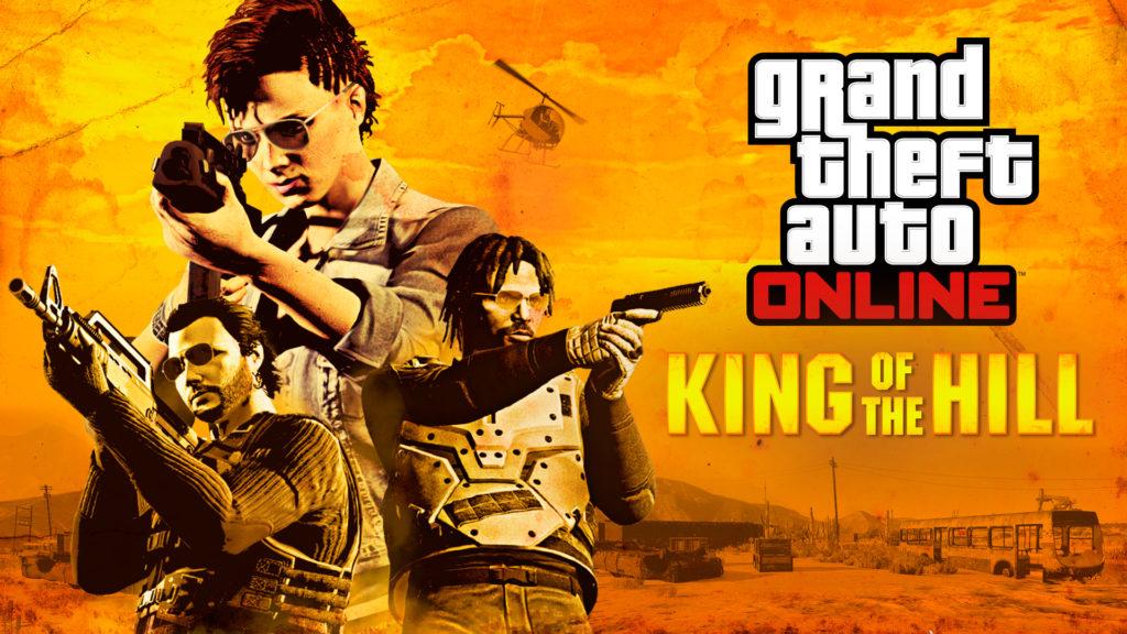 На этой неделеигрокиGTA Onlineмогут забрать еще одну машину и поучаствовать в новом режиме King of the Hill