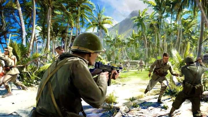 Battlefield V отправляется в Тихий океан