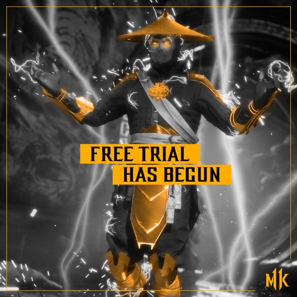 Начались бесплатные выходные в Mortal Kombat 11