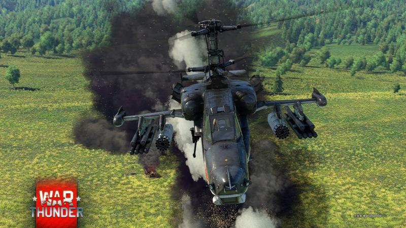 Обновление 1.93 для War Thunder добавит новейшие российские вертолёты.