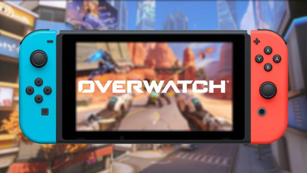 Физический релиз Overwatch для Switch будет не очень физическим.