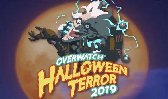 The Overwatch Halloween Terror 2019 начался.