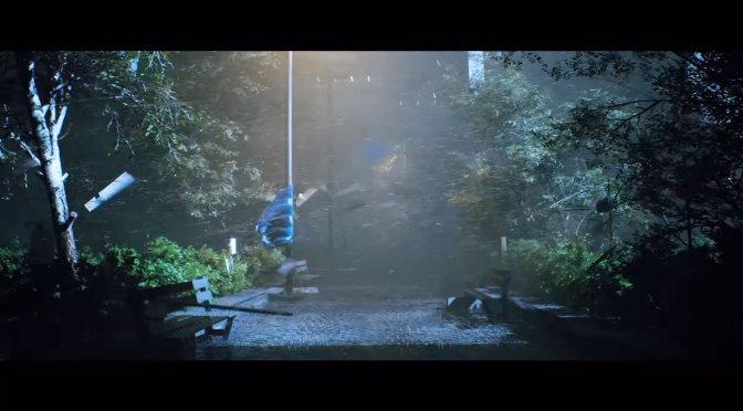Фотореалистичный шторм в Unreal Engine 4