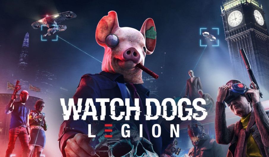 Ubisoft переносит выход Watch Dogs Legion, Rainbow Six Quarantine и Gods and Monsters