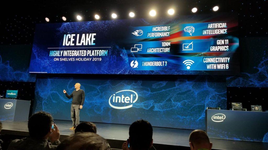Intel опровергла слухи о пропуске 10-нм