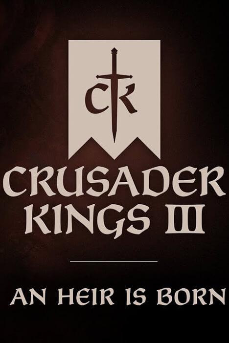 Анонсирована новая часть Crusader Kings.