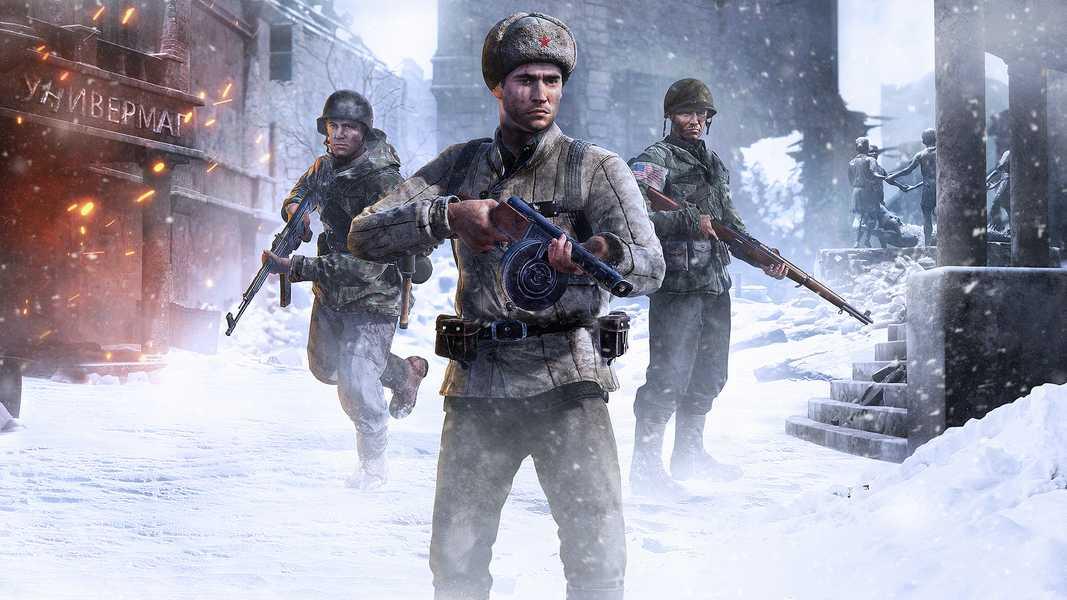 Battalion 1944 бесплатна на этих выходных в Steam