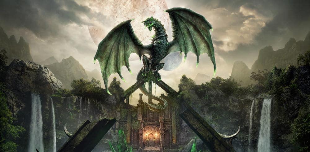 Новое DLC для The Elder Scrolls Online уже доступно