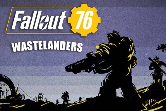 Wastelanders для Fallout 76 переезжает на 2020 год.