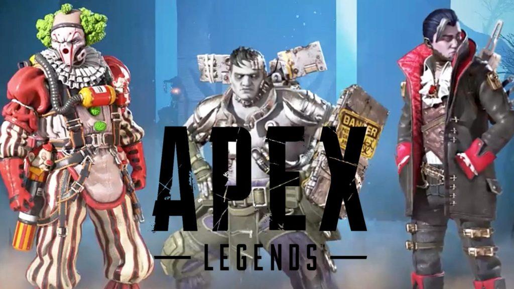 Хэллоуинское событие Fight or Fright в Apex Legends добавит 33 новых предмета в игру