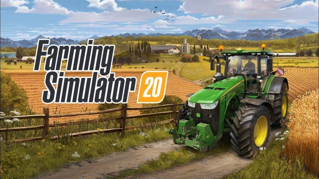Farming Simulator 20 идёт на смартфоны и Switch