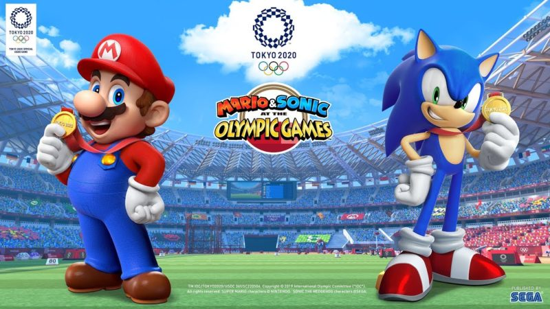 Дата выхода Mario & Sonic at the Olympic Games