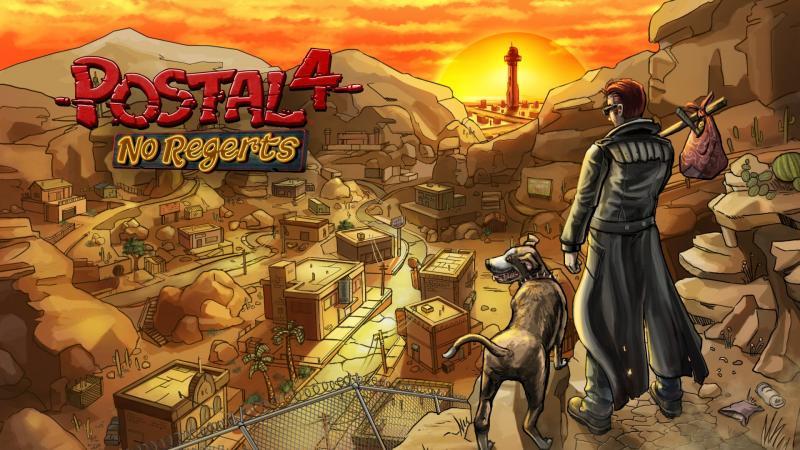 Разработчики опубликовали план развития и поддержки новой части POSTAL.