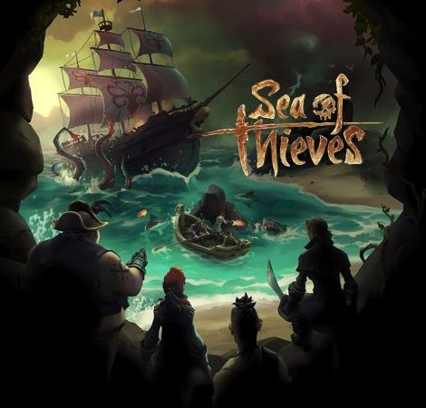 Хэллоуин приходит в Sea of Thieves