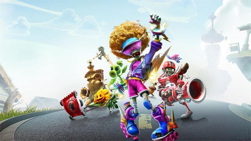 PopCap и EA представили релизный трейлер новой Plants vs. Zombies: Battle for Neighborville.
