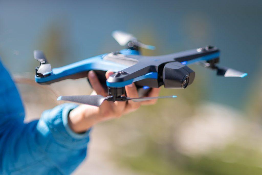 Nvidia показала первый дрон, работающий на искусственном интеллекте