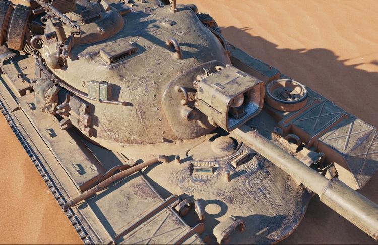 В World of Tanks появляется поддержка RTX