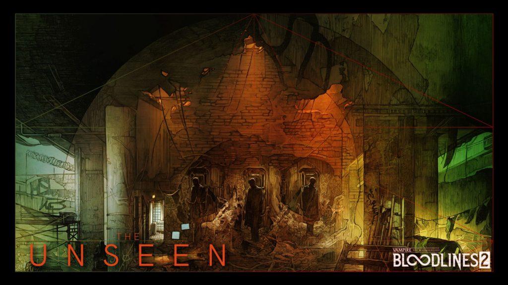 Разработчики Vampire: The Masquerade Bloodlines 2 представили последнюю игровую фракцию – Невидимые.