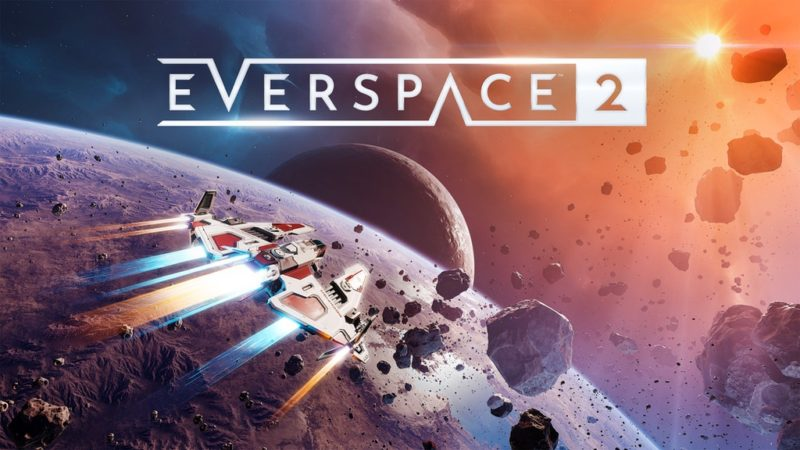 Everspace 2 успешно профинансирована на Kickstarter.