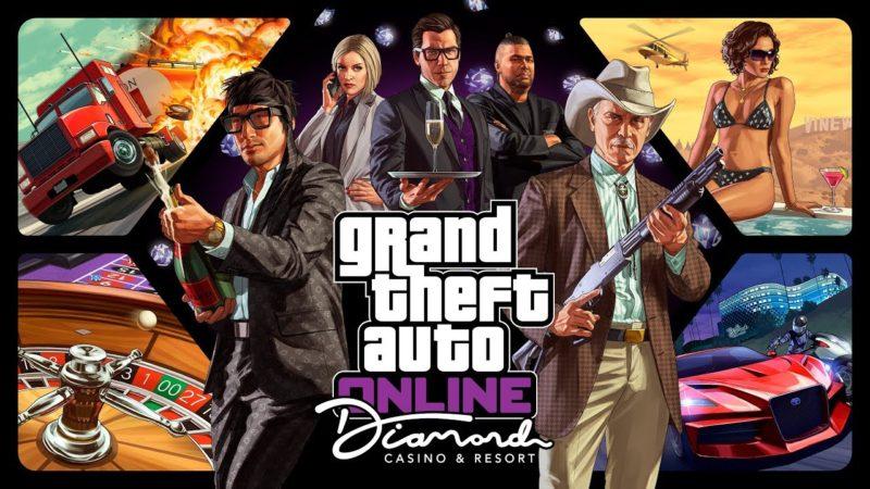 GTA Online DLC logo
