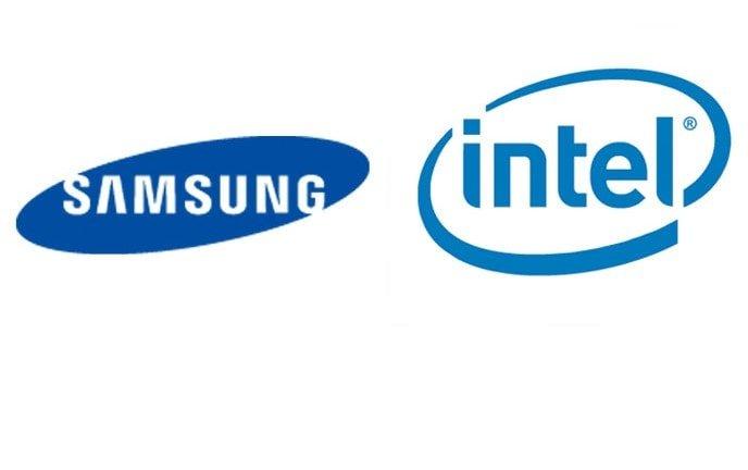 Samsung приходит на помощь Intel.