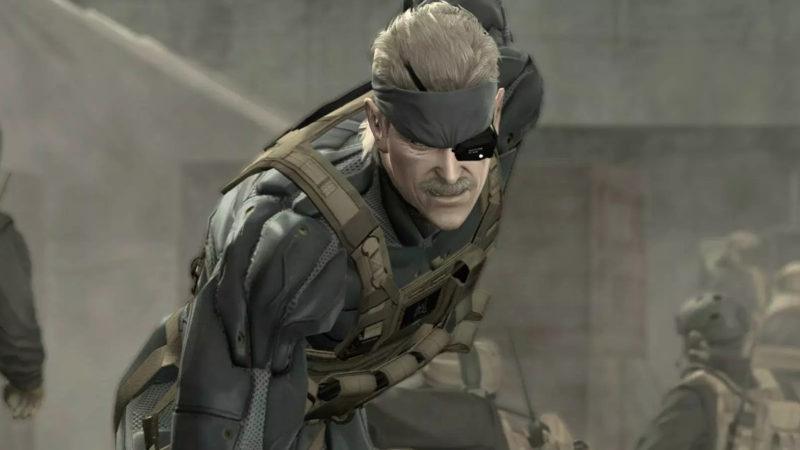 Metal Gear Solid 4 теперь легко работает на ПК.