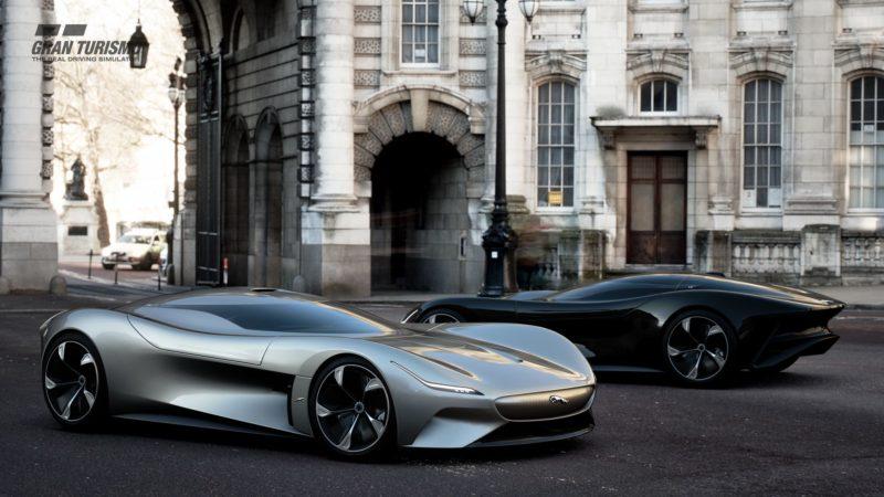 В Gran Turismo Sport добавили 5 новых машин и испытание от Льюиса Хэмилтона.