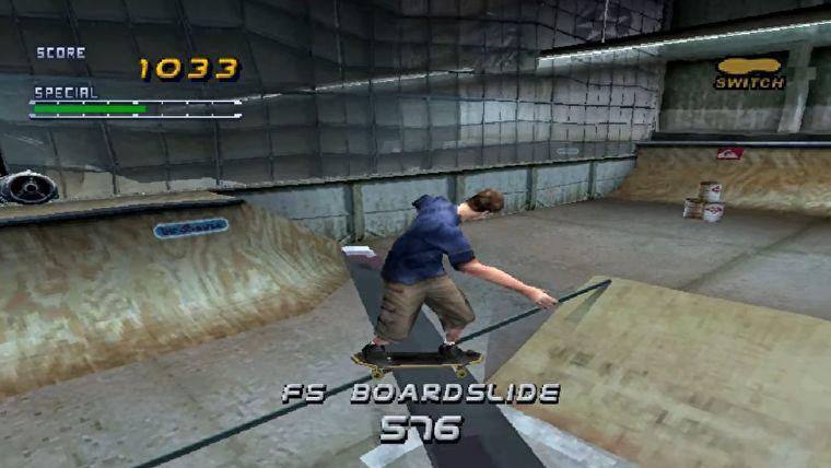 Activision работает над ремейками Tony Hawk's Pro Skater