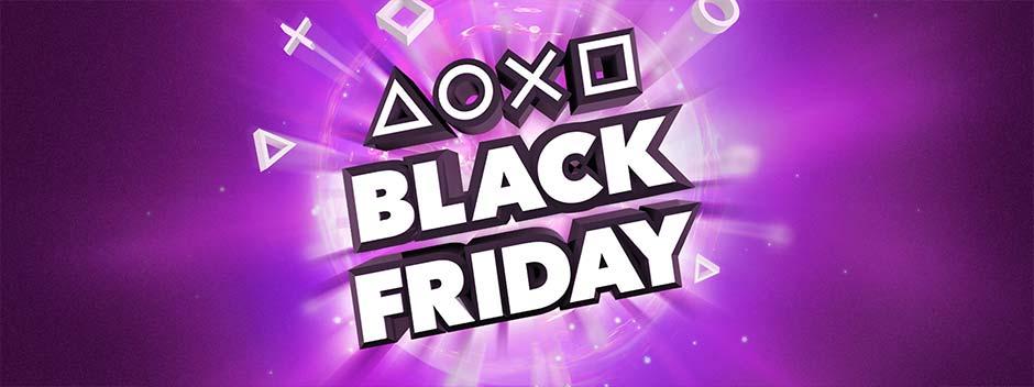 """В PlayStation Store началась """"Чёрная пятница""""."""