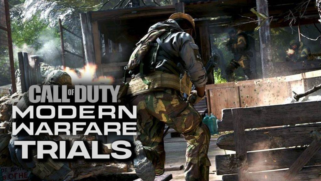 Режим испытаний возвращается в Call of Duty: Modern Warfare.
