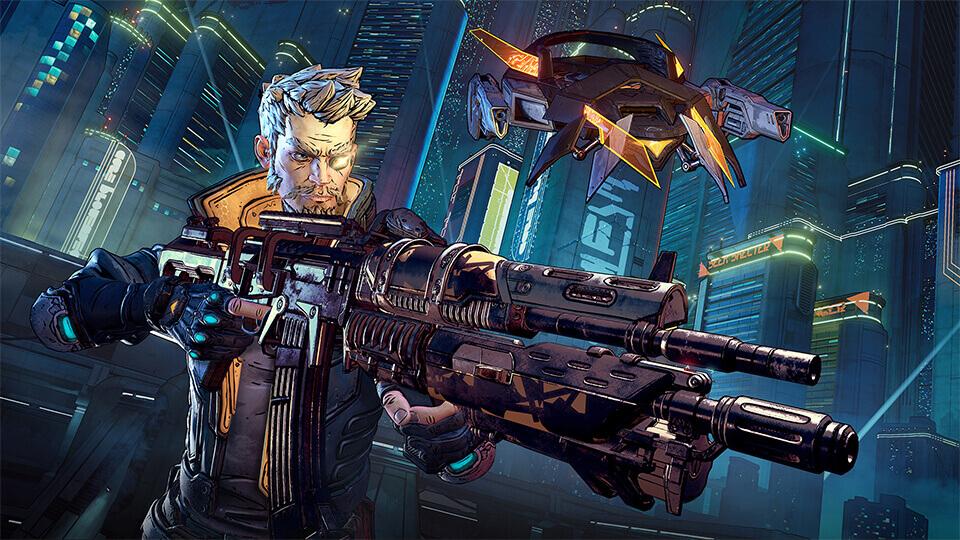 Трейлер первого сюжетного DLC для Borderlands 3 покажут 20 ноября