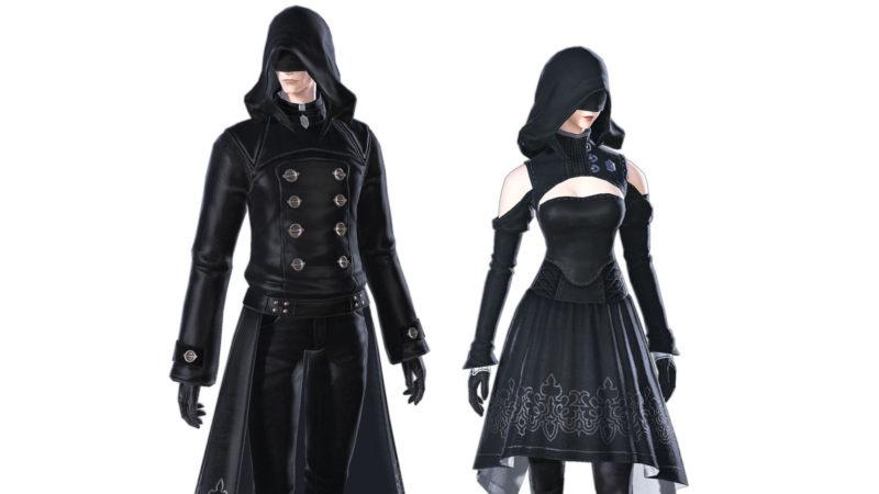 Square Enix представила награды за прохождения кроссовера Final Fantasy XIV и NieR: Automata.