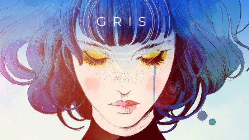 GRIS game Logo