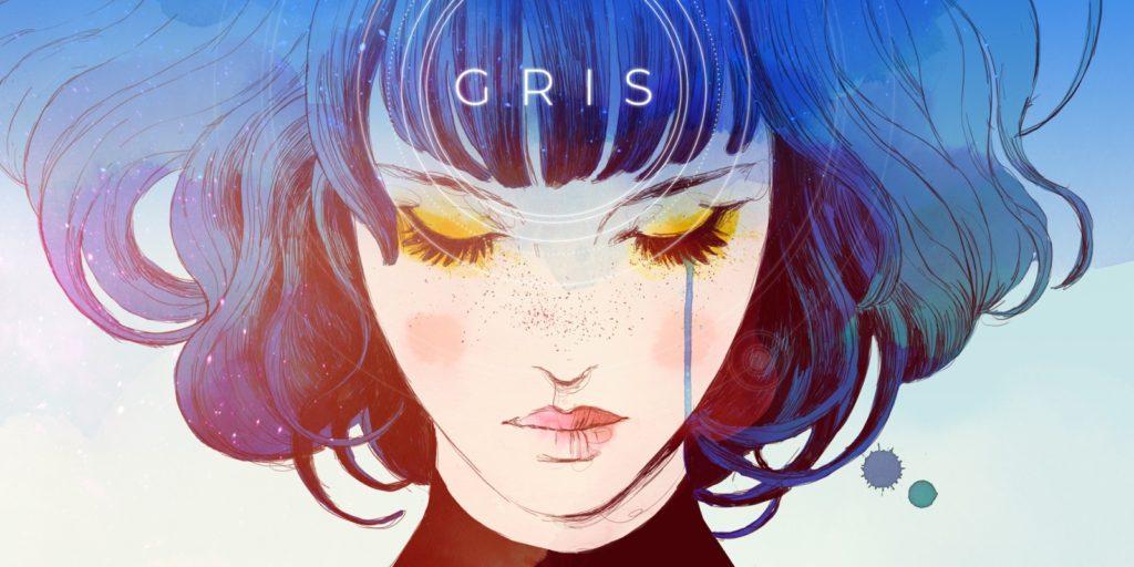 GRIS вышла на PlayStation 4.