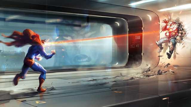 Warner Brothers с 2013 года активно пытаются сделать игру по Супермену.